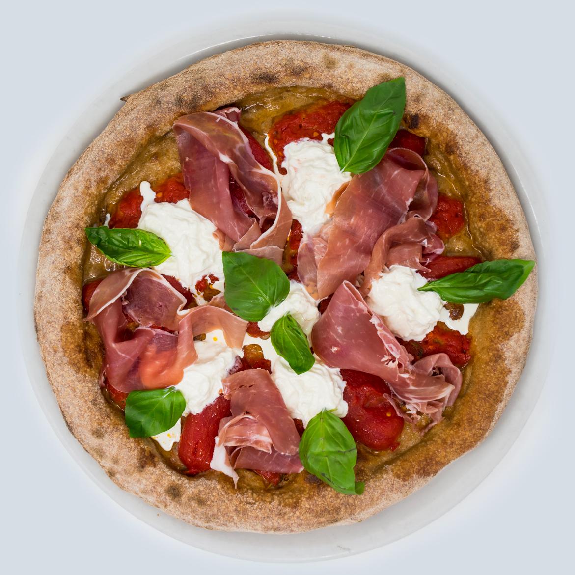 La Pizza - Cutilisci: il gusto di un'isola sana
