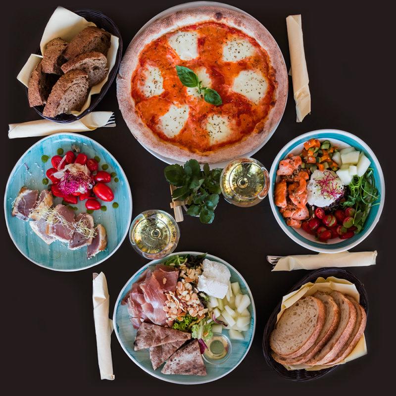 Pranza da Cutilisci - Cutilisci: il gusto di un'isola sana