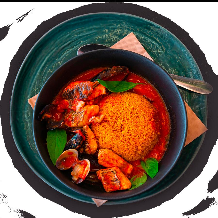 Cous Cous - Cutilisci: il gusto di un'isola sana