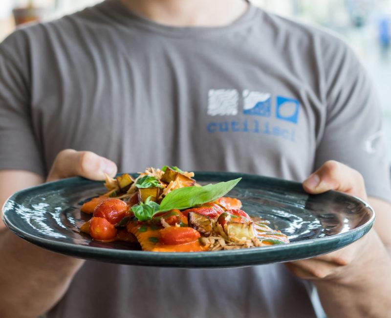 I ravioli - Cutilisci: il gusto di un'isola sana